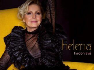 Speváčka, tanečnica a herečkaHelena Vondráčkovávydáva vtýchto dňoch nový štúdiový album pod titulomTvrdohlavá.