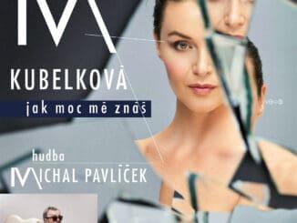IVA KUBELKOVÁ natočila album s Michalom Pavlíčkom, hrajú spolu aj v klipe k pilotnej piesni.