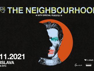 The Neighbourhood presúva bratislavský koncert, zároveň dnes vydáva album.