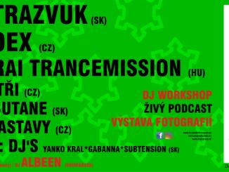 Nu Sound of Visegrad: Nové Zámky mesto kultúry 2020 má svoj kompletný program!