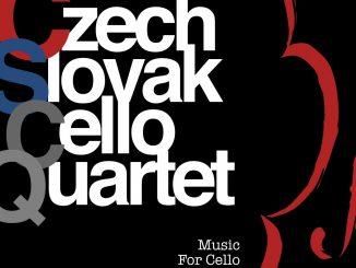 Československá violončelová elita prichádza s albumom MUSIC FOR CELLO QUARTET.