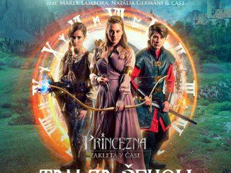 Tereza Mašková nahrala titulnú pieseň k novej českej fantasy rozprávke Princezna zakletá v čase.