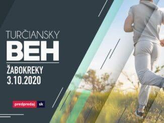 Príďte si zabehať na charitatívny Turčiansky beh 3. októbra v Žabokrekoch!