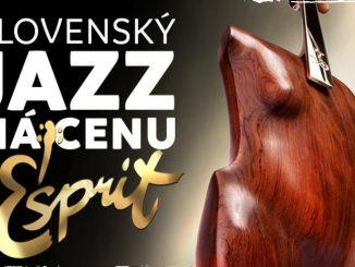 Poznáme víťaza jazzovej Ceny verejnosti ESPRIT:Kto získa hlavnú cenu poroty sa dozvieme na slávnostnom odovzdávaní cien 30. septembra v Divadle Aréna.