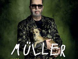 Richard Müller vydáva nový album Hodina medzi psom avlkom. Vypočujte si prvú skladbu Siedme Nebo.