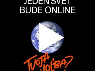Voľbou Jedného sveta je tento rok online festival. Z Bratislavy sa presúva do celého Slovenska.