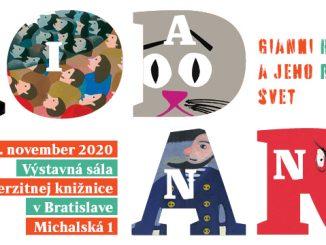 Výstava k100. výročiu narodenia Gianniho Rodariho priblíži spisovateľov jedinečný rozprávkový svet aj tvorbu významných talianskych ilustrátorov.