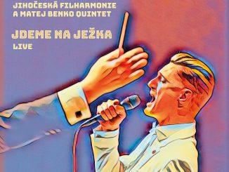 ONDŘEJ RUML s Jihočeskou filharmóniou za chrbtom oslavuje piesne Ježka, Voskovca a Wericha.