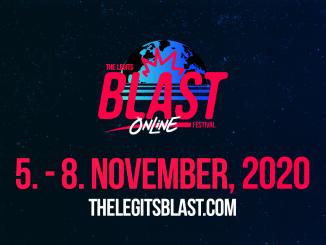 TheLegitsBlastmá viac ako 900 registrovaných tanečníkov zo 76 krajín. Festival sa uskutoční 5. - 8. novembra.
