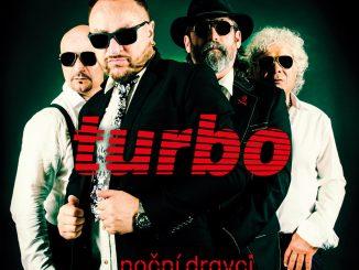 Skupina TURBO vydáva po ôsmych rokoch novinkový album. Dopraje si ho k40. výročiu svojej existencie, ktoré oslávi budúci rok. NOČNÍ DRAVCI vychádzajú dnes 16. októbra.