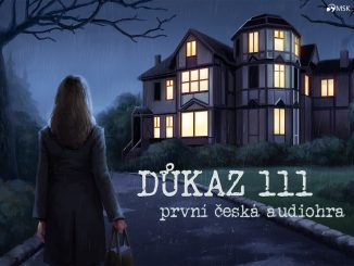 Prvú českú audiohru pre milovník detektívnych príbehov si môžu zahrať aj nevidiaci!