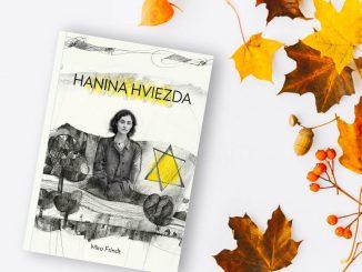 Hanina hviezda Mira Frindta na pultoch kníhkupectiev.Populárny moderátor predstavuje svoj druhý román.