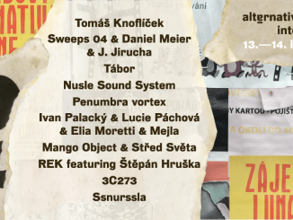 Festival Alternativa ohlašuje program streamovaného Intermezza.