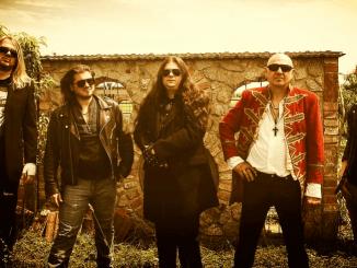"""Slovenská heavy metalová legenda osemdesiatych rokov MAKAR ČUDRA práve vydáva u vydavateľstva Mars Group svoje úplne nové EP s názvom """"SPÄŤ PRI ŽIVOTE""""."""