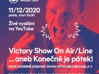 VRTULNÍK MICHAEL V. CHYSTÁ ZBRUSU NOVOU ON AIR/LINE SHOW.