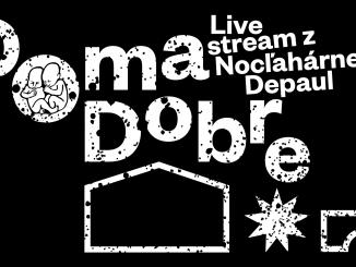 Festival Doma dobre bude online, problémy ľudí bez domova ostávajú v reálnom svete.LIVE STREAM zNocľahárne sv. Vincenta de Paul, 13. decembra 2020 od 14.00