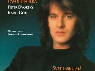 Vianočný album Paľa Haberu SVET LÁSKU MÁ vychádza po 24 rokoch na vinyle.