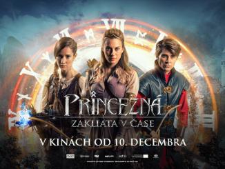 Do slovenských kín prichádza nová česká fantasy rozprávka Princezná zakliata v čase.