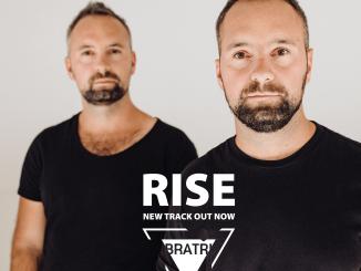 Českí Bratři snovým horským singlom Rise mieria na vrchol.