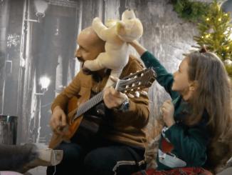 Otcovsko-dcérske dueto Roba Opatovského aHanky naladí na zimu.