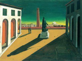 Giorgio De Chirico: Príbehy o umení Gian Lucu Bianca.
