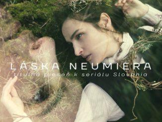 Jana Kirschner verí, že Láska neumiera.Vypočujte si titulnú skladbu kseriálu Slovania.