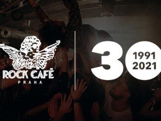 Legendární pražský klub Rock Café slaví 30 let.