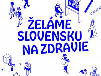 Spustili web výzvy Želáme Slovensku na zdravie.