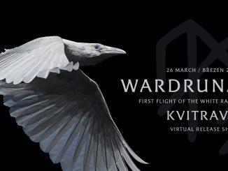 WARDRUNA - First Flight of the White Raven.