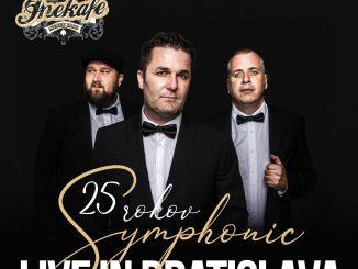 Kapela INEKAFE má nové DVD a CD zveľkolepého symfonického koncertu vbratislavskom NTC!