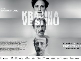 Úspešný film Krajina ve stínu, exkluzívne, vo virtuálnej kinosále,v piatok 5. marca, vpredvečer Českých levov.