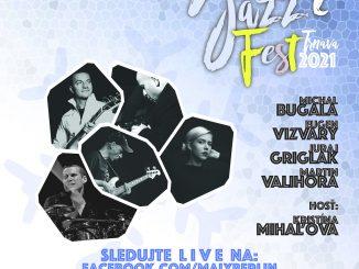 Winter JazzFest Trnava prichádza k vám domov!