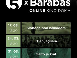 5 svetov Pavla Barabáša vo virtuálnej kinosále projektu Kino Doma.