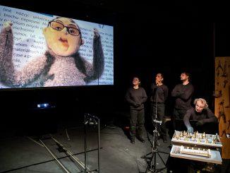 Bratislavské bábkové divadlo odvysiela online predstavenie Chronoškriatkovia.