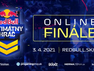Turnaj Red Bull Ultimátny Hráčide do finále, sledujte ho online.Už vsobotu 3. apríla zabojuje osmička najlepších gamerov zo Slovenska aČeska ohlavnú cenu.