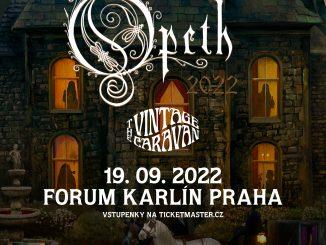 Koncert Opeth se přesouvá na podzim příštího roku.
