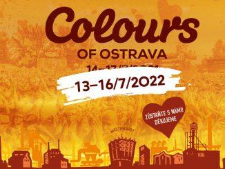 Festival Colours of Ostrava sa presúva na júl 2022, vstupenky zostávajú v platnosti.