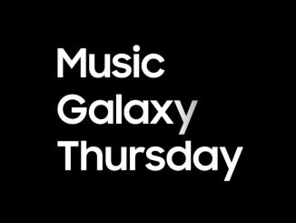 Samsung Music Galaxy Thursday spúšťa novú sériu podujatí pre hudobných fanúšikov po celej Európe.