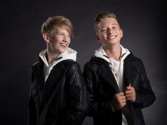 Ben & Mateo vydali novinku Swipe up.Spolupracovali na nej svnukom legendárneho Petra Jandu.