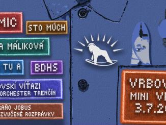 Vrbovské miniVetry ohlásili program a spustili predpredaj lístkov.