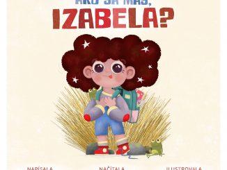 Spisovateľka Diana Mašlejová má pre deti novinku – audioknihu Ako sa máš, Izabela?