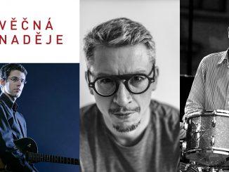 Dorůžka, Fischmann a Novák představí nepoznané písně židovských autorů v rámci festivalu Věčná naděje.