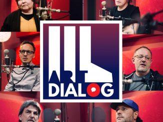 Je tu nová séria rozhovorov o umení - podcasty ArtDialóg.