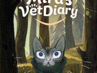 Alexia Evans, 10-ročná slovenská spisovateľka smedzinárodnými koreňmi, vydáva svoju druhú knižku -Denník veterinárky Miry.