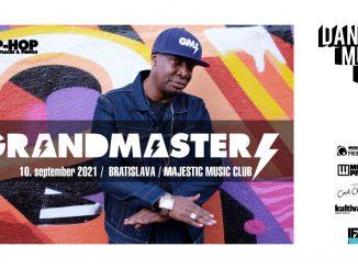 Grandmaster Flash príde do Bratislavy! Vrámci novej edície Danube Music Day.