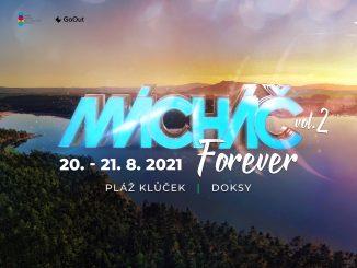 Novinky na Mácháči Forever 2021: cashless, VIP terasa i ekologické třídění.