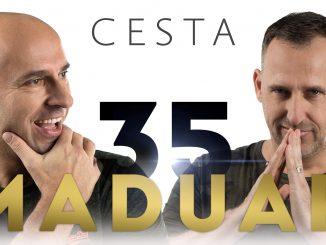 MADUAR štartuje oslavy 35. narodenín novým singlom Cesta.