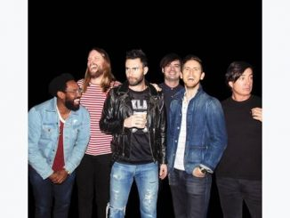 Maroon 5 oznamujú nový album JORDI, ktorý vyjde už 11. júna.