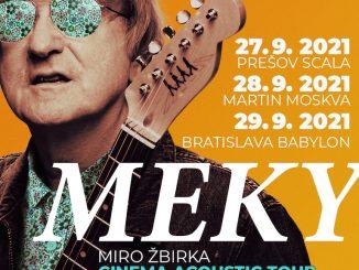 Za čakanie na odložené koncerty má Miro Žbirka pre fanúšikov exkluzívnu odmenu.