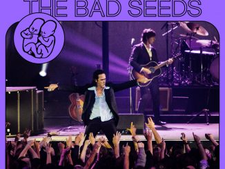 NICK CAVE & THE BAD SEEDS NA POHODE 2022.